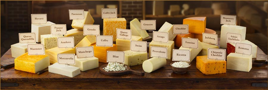 cheese, blocks