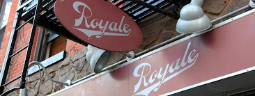 royale, sign
