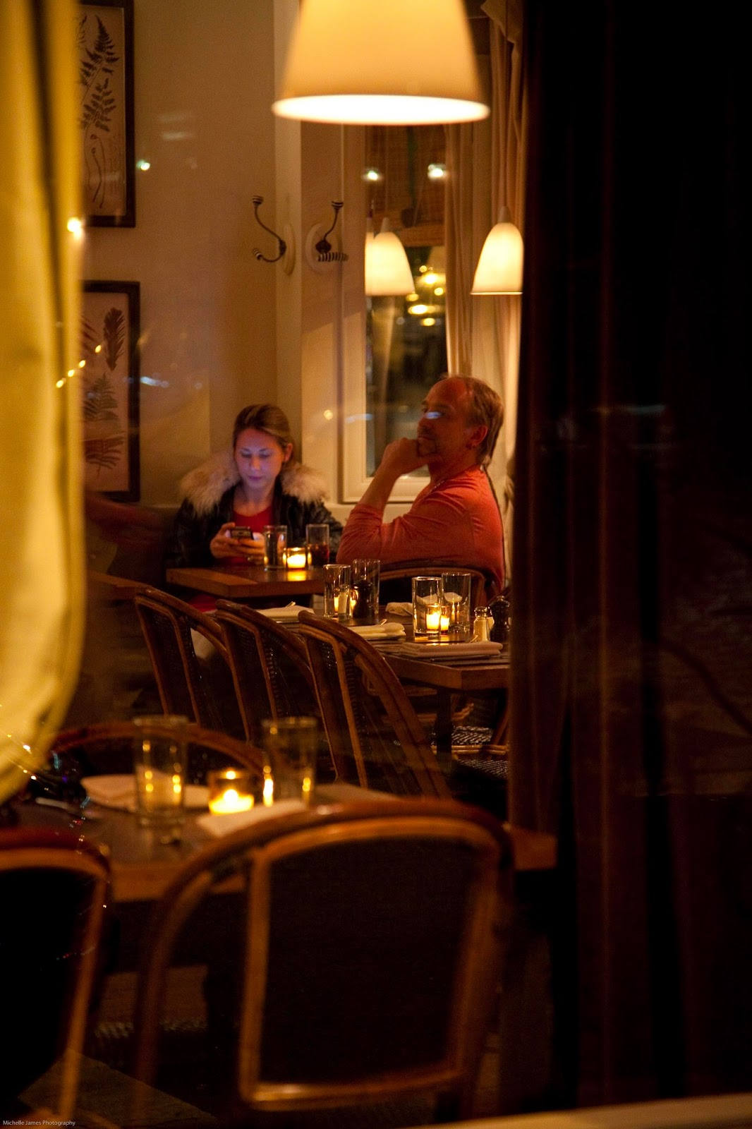 date, restaurant