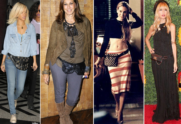 fanny pack celebrity list