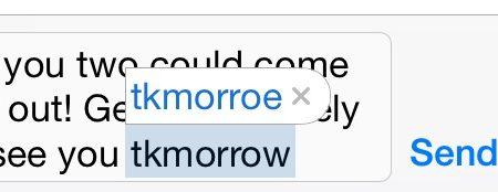 autocorrect, iphone