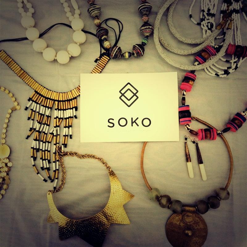 Soko, NYMM, Start up