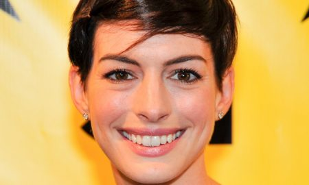 Anne Hathaway Parental Leave