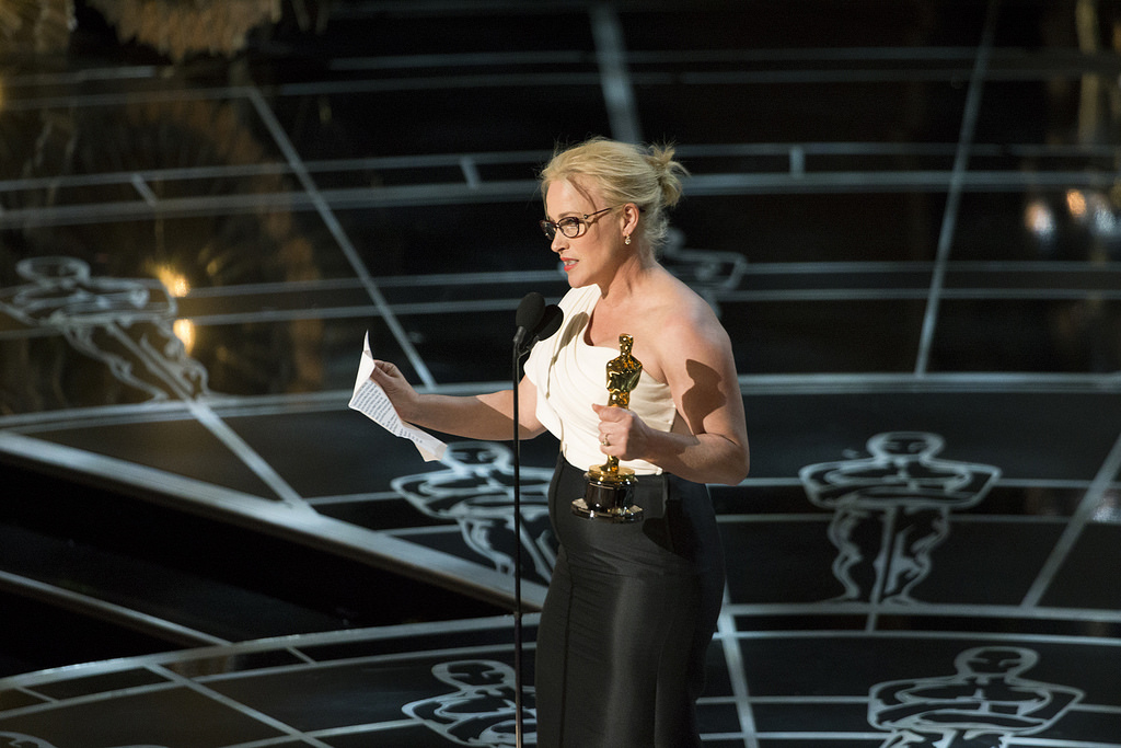Patricia Arquette: Stop the Robbery