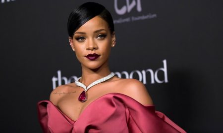 Rihanna's Philanthropic Work