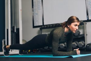 plank, core, exercise, strength