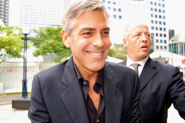 George Clooney on What He Loves about Amal