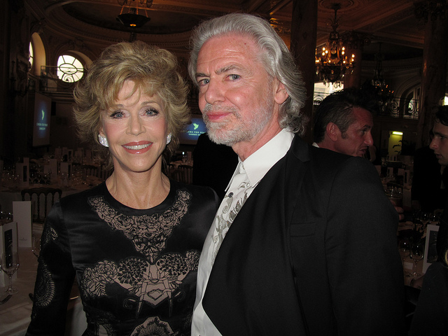 Jane Fonda Experiences Sexual Abuse