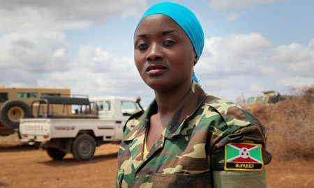Fighting for Women's Rights in Burundi