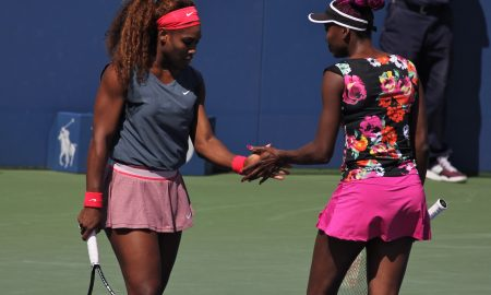 Serena and Venus Turn to Dad When Faced with Trouble