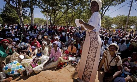 The Death of Amai Mwazha