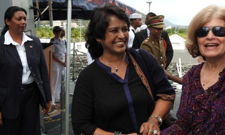 Gurib-Fakim Breaks Glass Ceiling