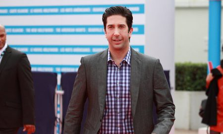 David Schwimmer Fights Sexual Assault