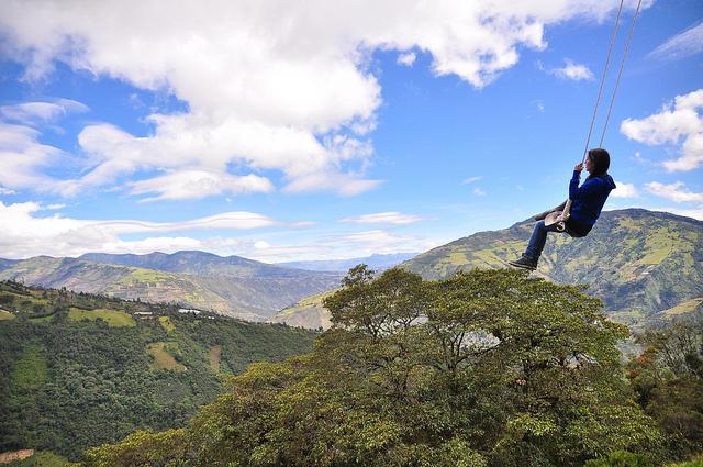 Ecuador Giant Swing