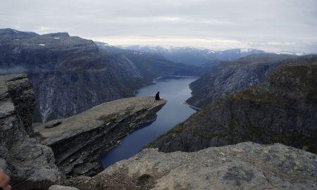 Trolltunga in Norway