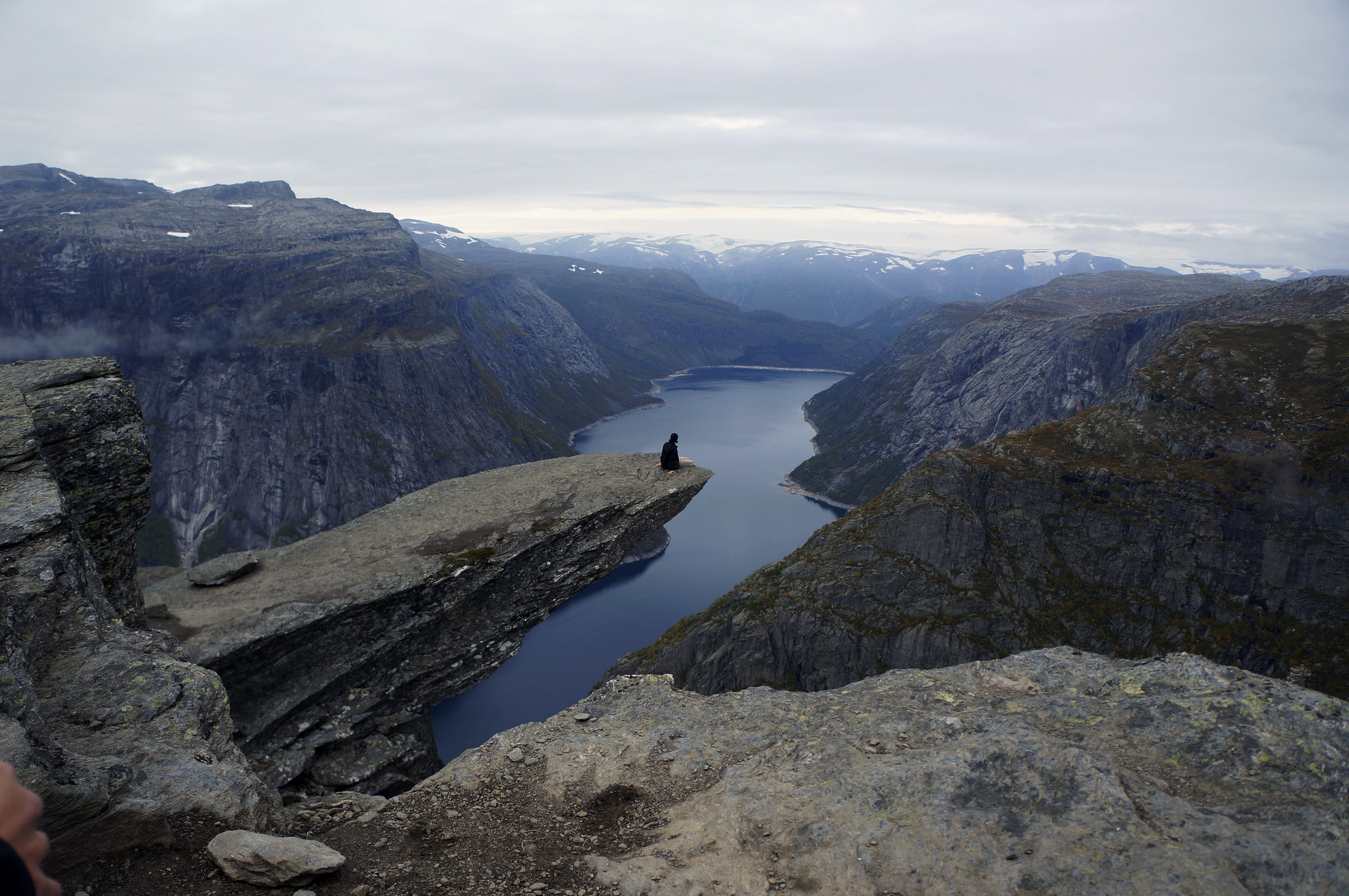 Trolltunga in Norway