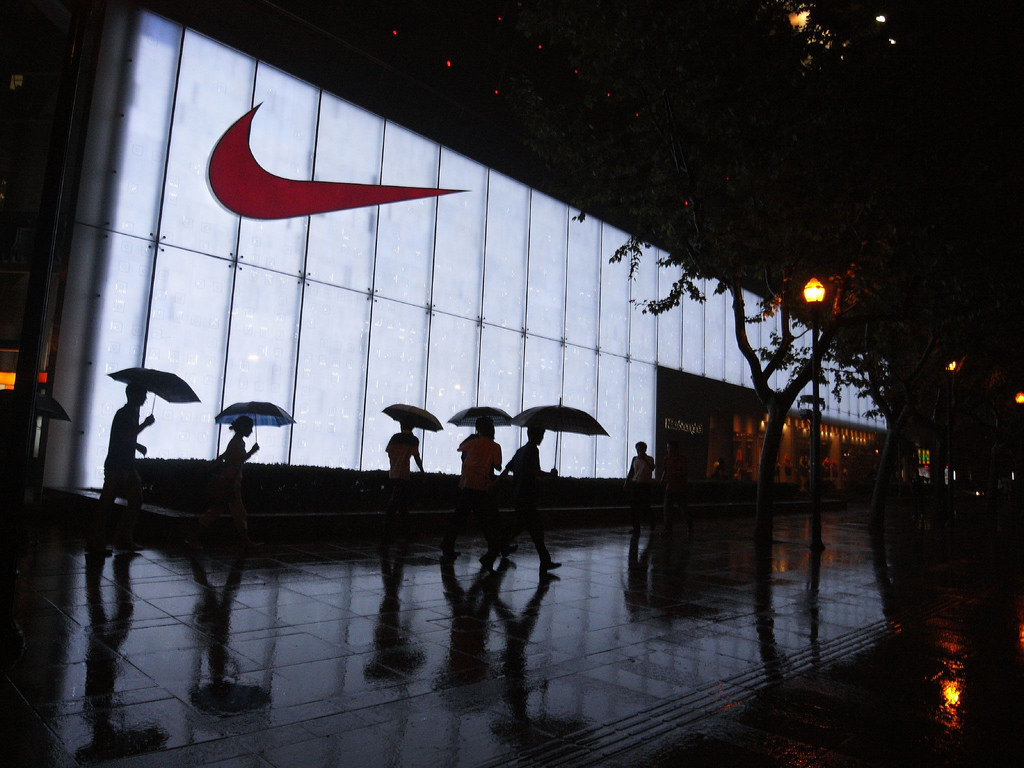 Nike Ad Angers Many