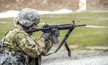 Women Graduate Army Training