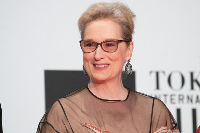 Meet Meryl Streep's Agent