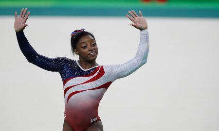 Leave Simone Biles Alone!