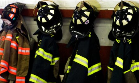 56-Year-Old Mom Becomes Firefighter