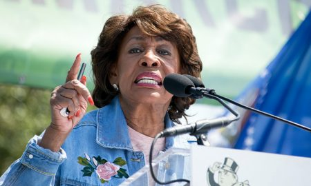 Congresswoman Maxine Waters Claps Back