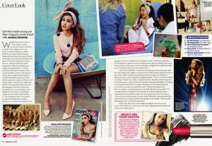 magazine, teen vogue