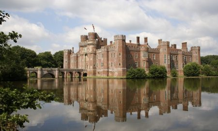 Visit the Magical Herstmonceux Castle in England