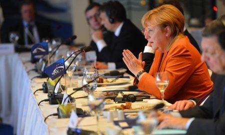 Angela Merkel's All-Female