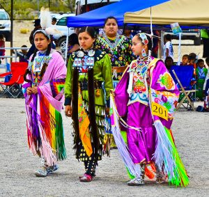 Paiute, Native American, women, fashion, culture