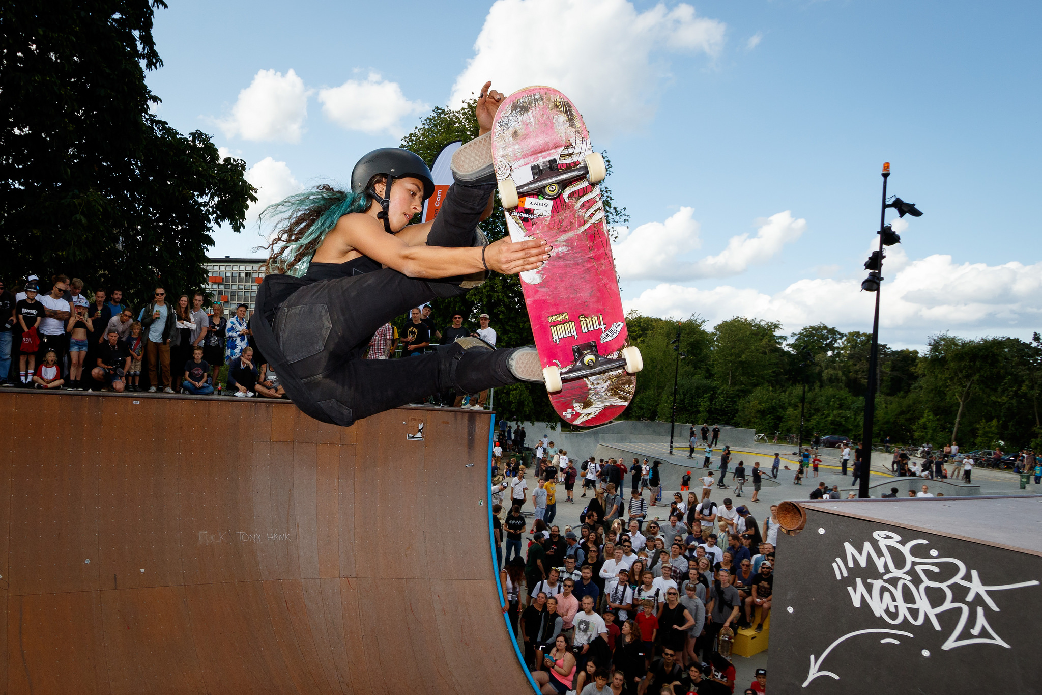 8a2fdf8424 Vans Partners with Women Skateboarders to Change the Male-Dominated Sport