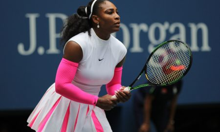 Serena Williams Sends Empowering Message
