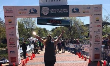 How Running a Half Marathon Helped Me Learn to Love Myself Again