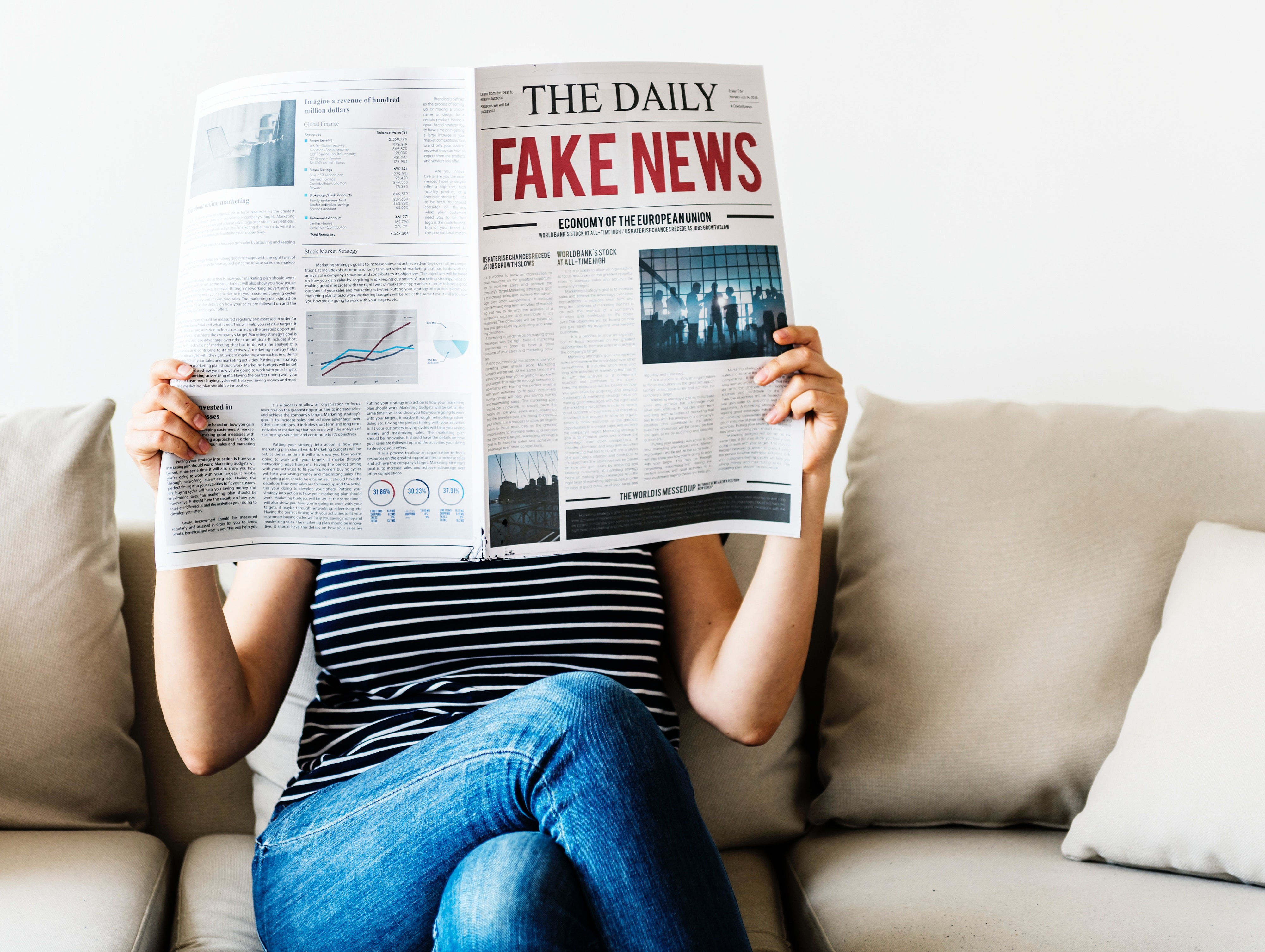 17-Year-Old Creates an Unbiased News Source for Teens