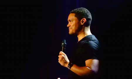 Trevor Noah stood up for women