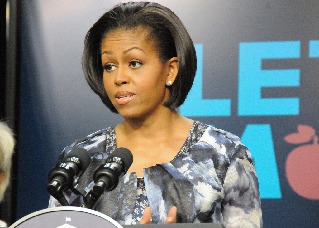 Michelle Obama is empowering