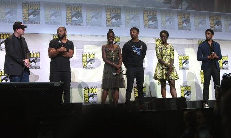 Black Panther Film Reshot