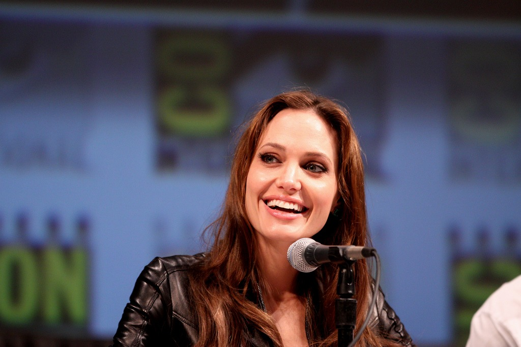 Angelina Jolie Unites Women and Men in the Fight Against Sexual Assault