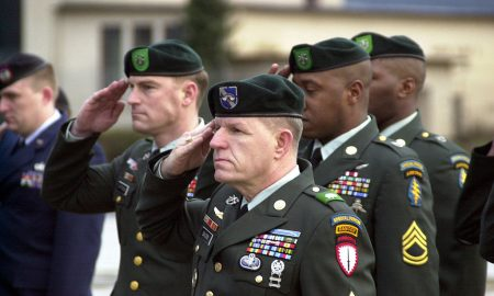 Sexism in the Green Berets
