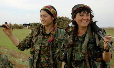 Women Combatants in Kurdistan