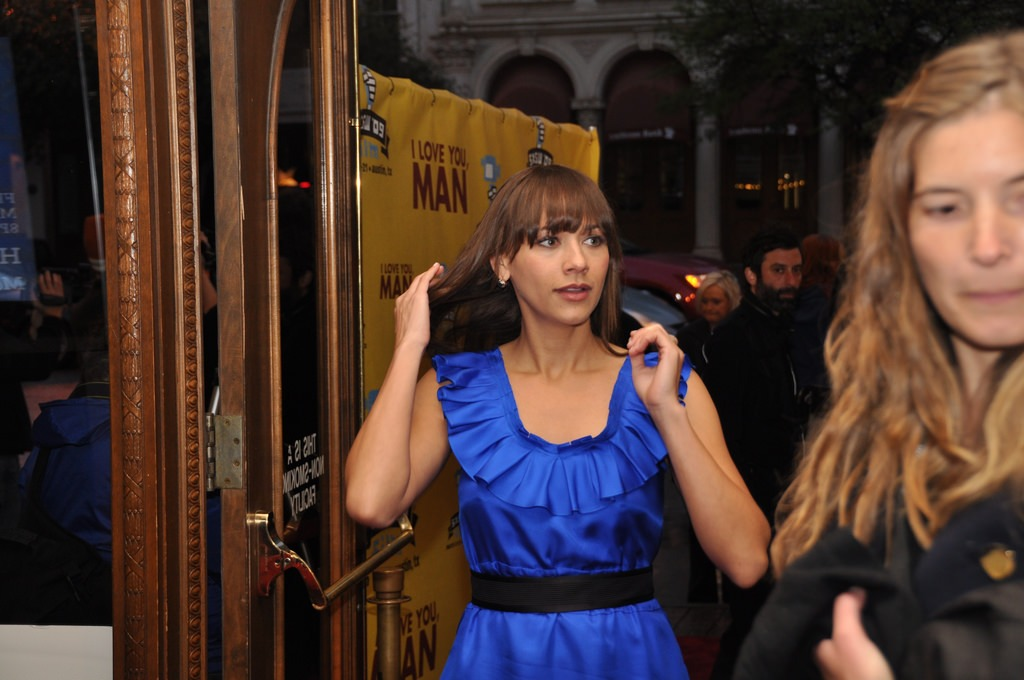 Rashida Jones: A Feminist We're Listening To