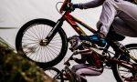 Women biking