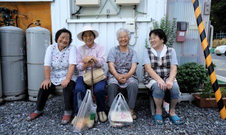 South Korean Grandmothers