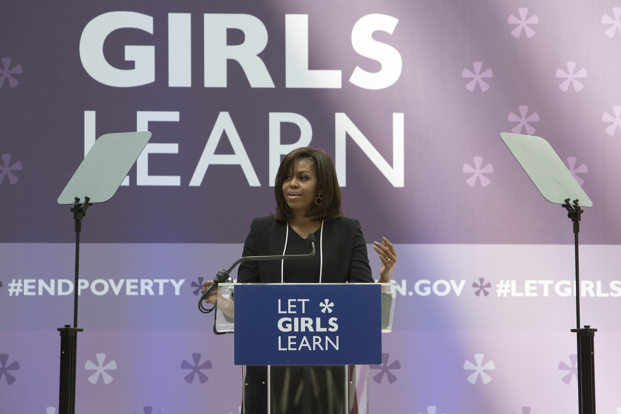 Five Things Michelle Obama Has Done For Women
