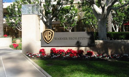 Warner Brothers sign