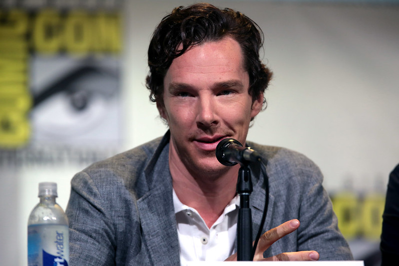 Benedict Cumberbatch Gives Women the Spotlight with 'SunnyMarch'