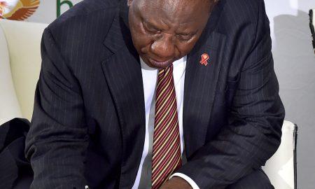 SA President Ramaphosa