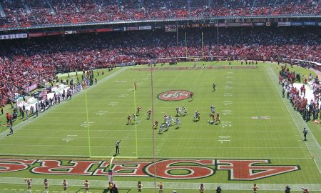 Image of 49ers Football Stadium
