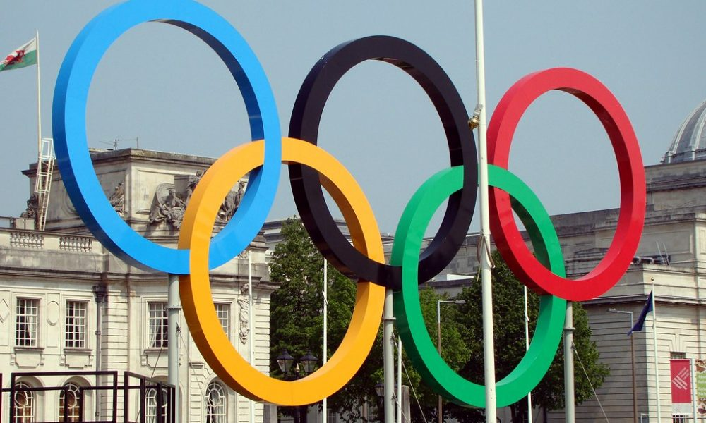 Olympic Rings for the Olympic Games