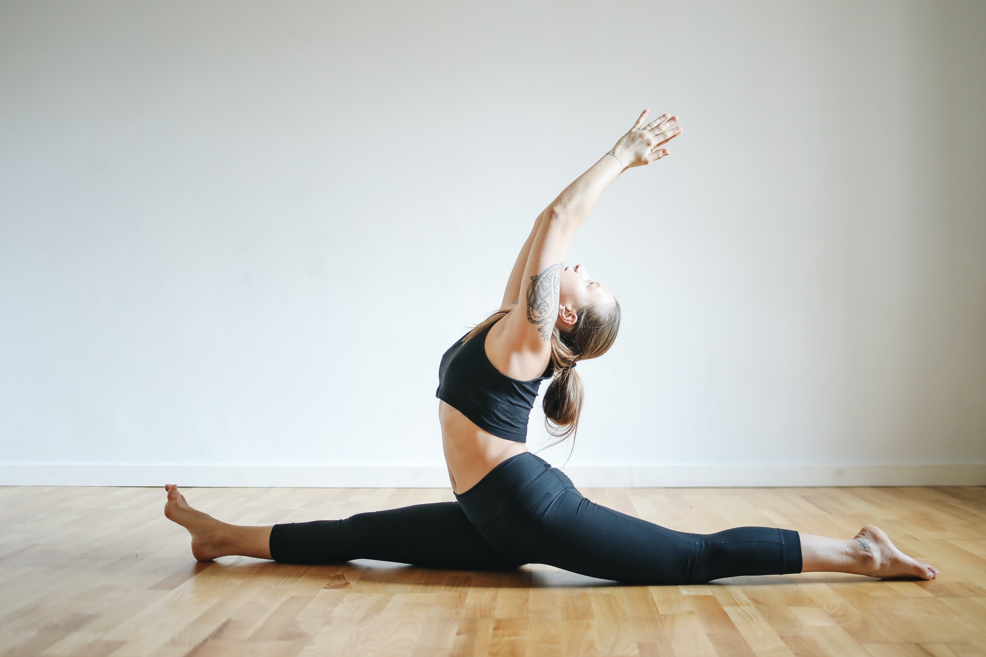 The Splits: 7 Stretches for You